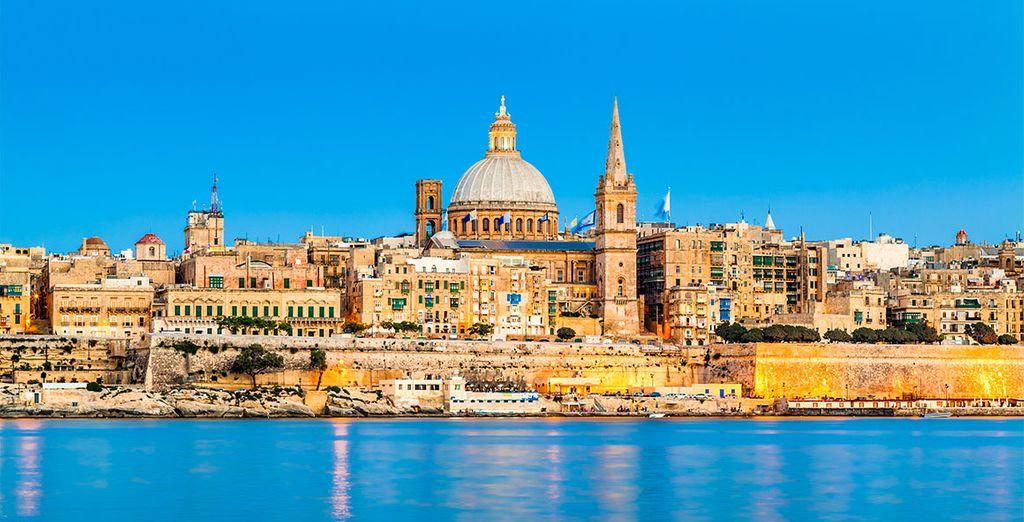 Et des alentours fascinants... Bon séjour à Malte !