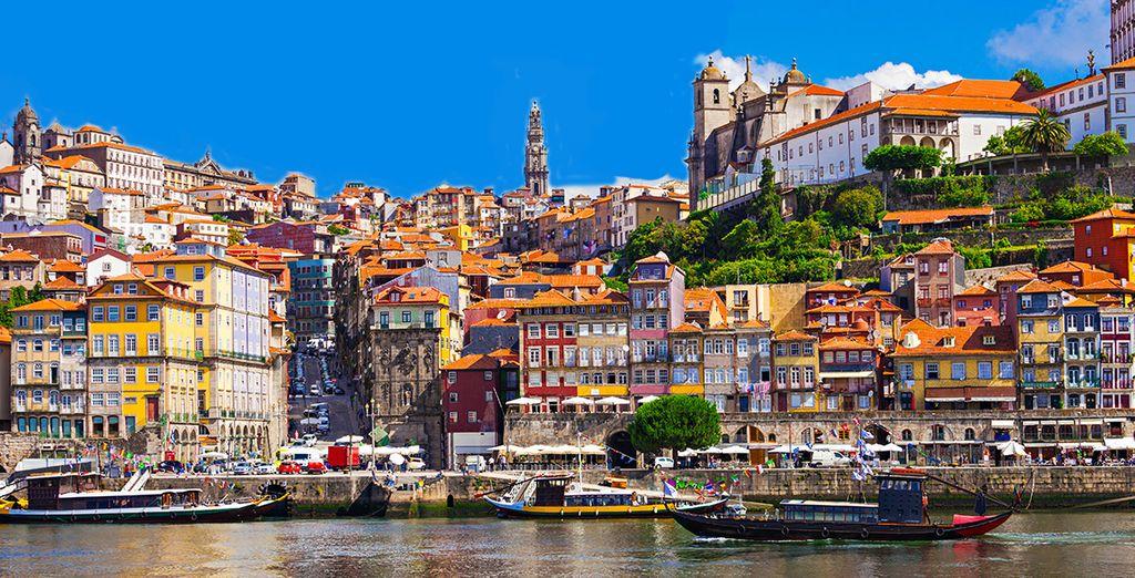Et ravissante cité de Porto ! Bon séjour !