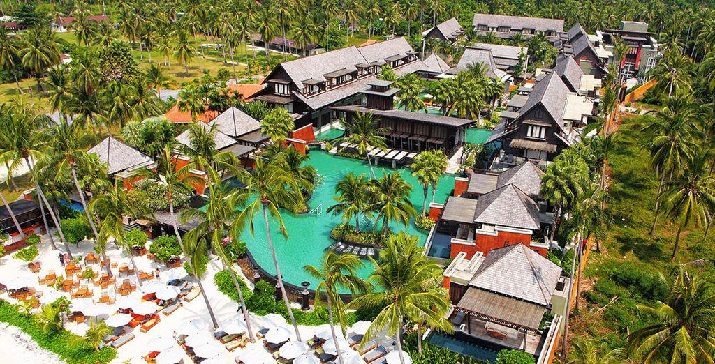 Poussez les portes du Mai Samui Resort & Spa