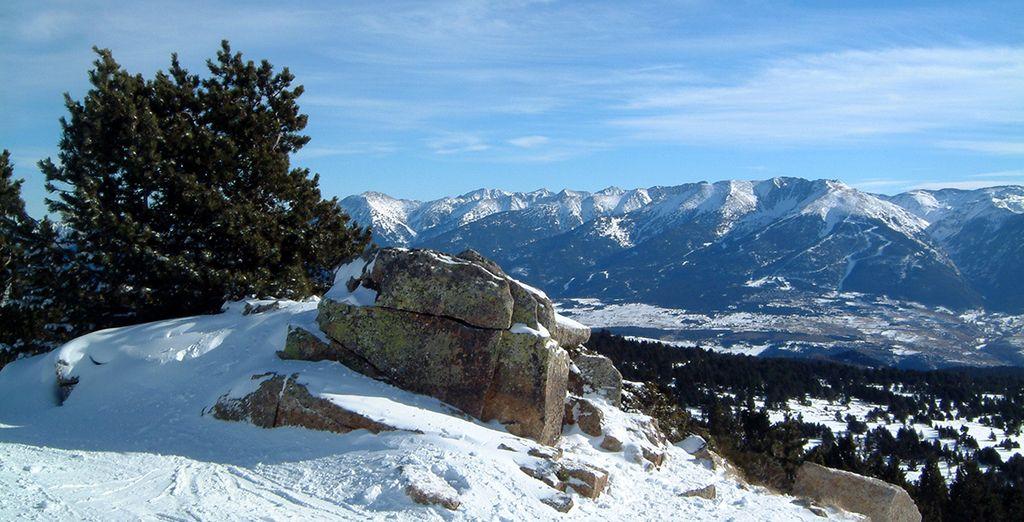 Bienvenue dans les Pyrénées
