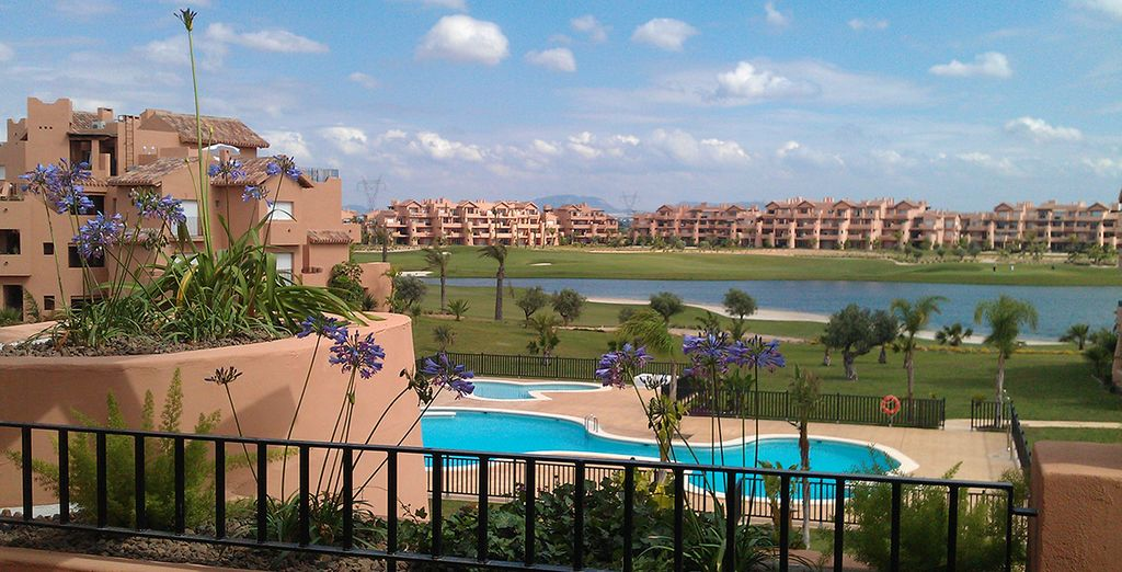 Envie de détente au soleil, au rythme espagnol ? - The Residences At Mar Menor Golf & Resort 4* Torre Pacheco