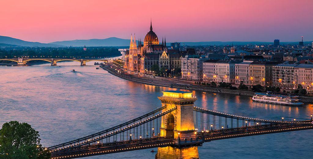 Bon séjour à Budapest