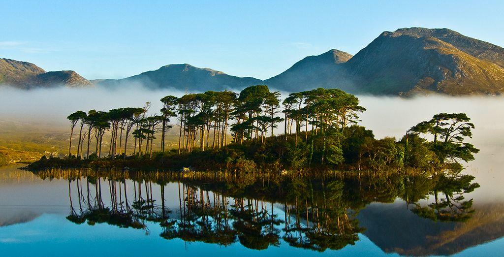 Plongez au cœur du comté du Connemara et ses centaines de lacs