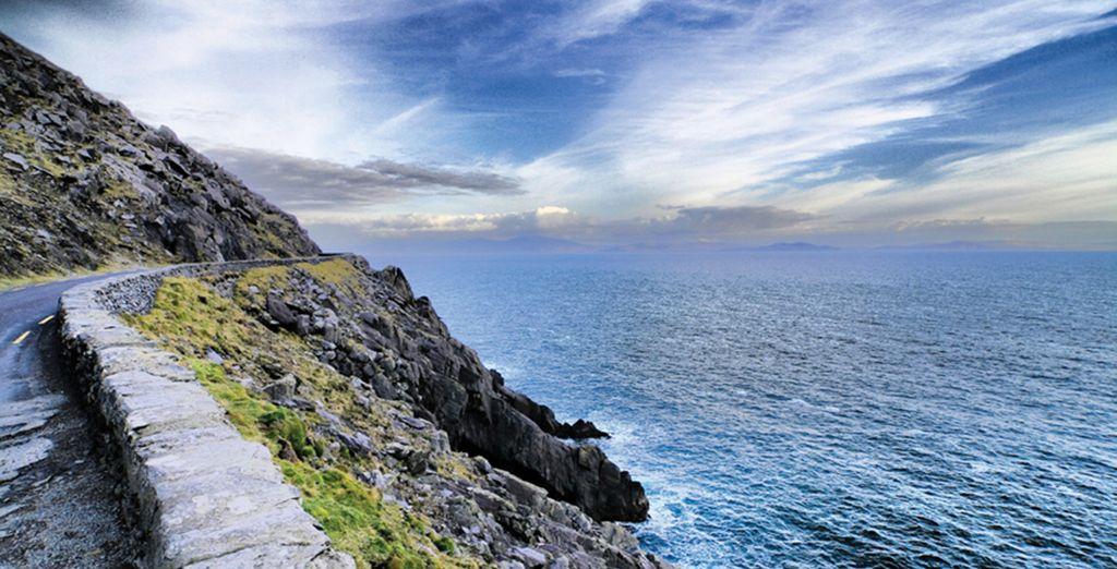 Longez l'anneau de Kerry et admirez les panoramas époustouflants