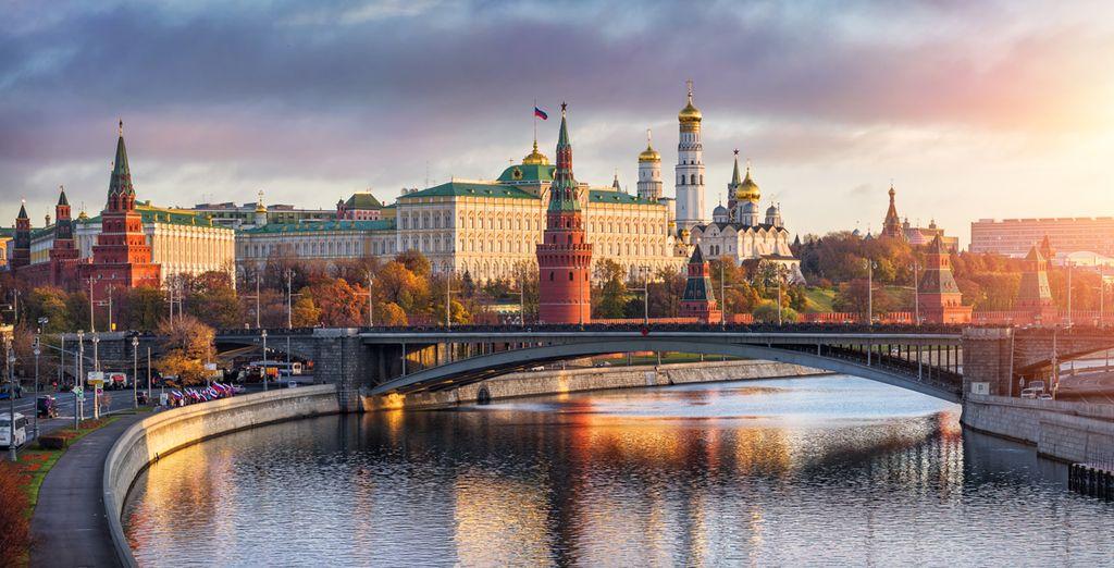 La Russie vous attend...