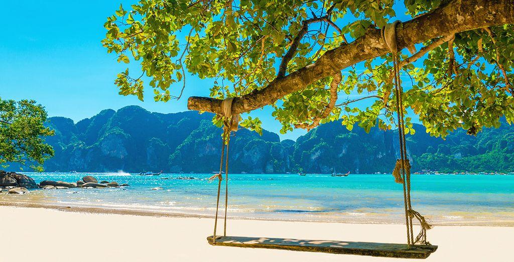 Vous sentez déjà cet air de paradis qui souffle sur vos vacances...