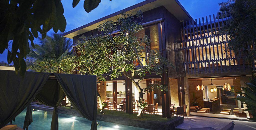 Bienvenue au Elysian Boutique Villa Hotel...