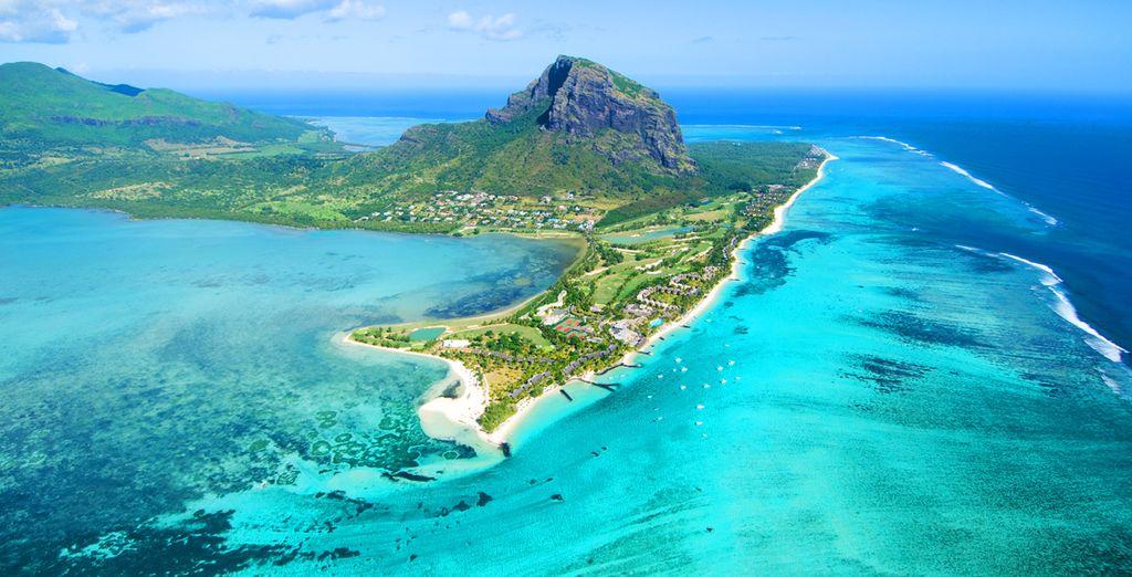 Sur cette île paradisiaque ! Alors vivez l'île Maurice autrement...