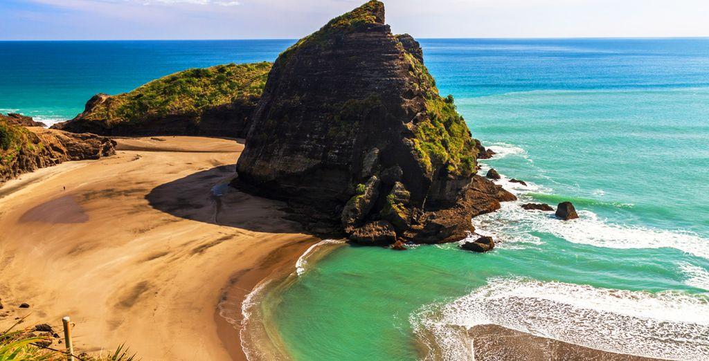 Partez découvrir les magnifiques paysages de Nouvelle Zélande