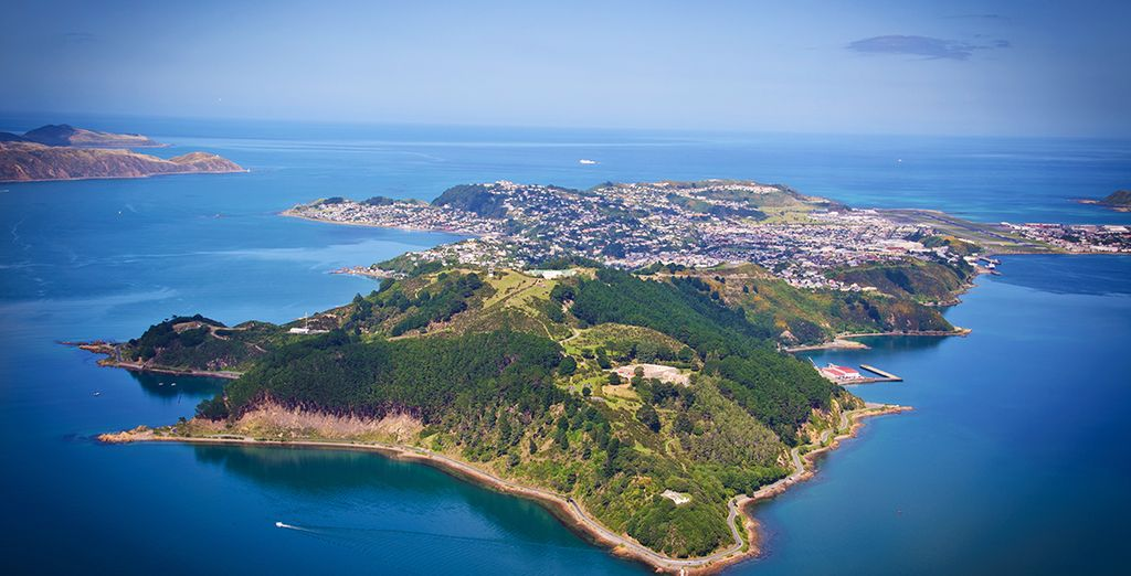 Organisez votre voyage de mars avec Voyage Privé comme par exemple la Nouvelle-Zélande