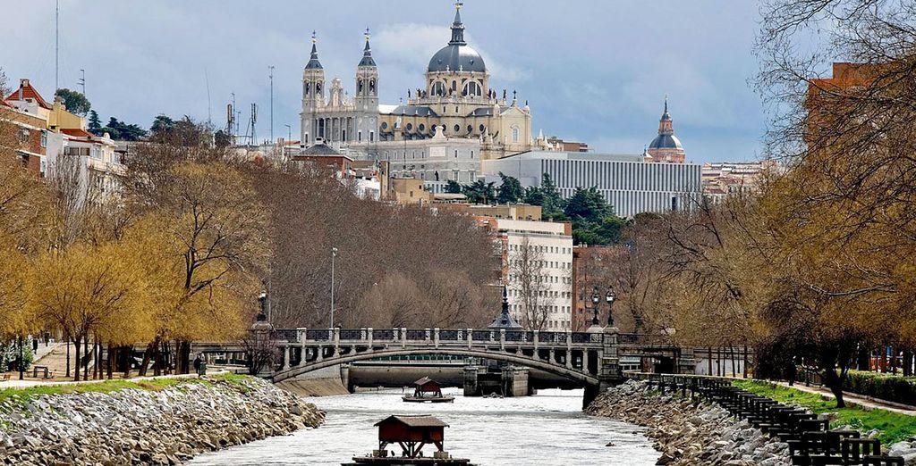 Pour admirer Madrid sous toutes les coutures