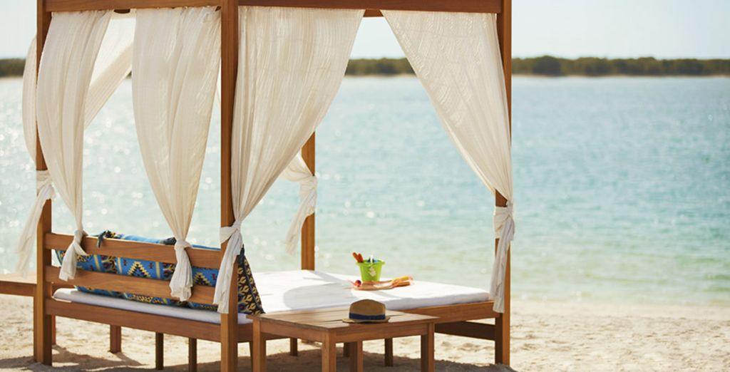 île de yas : Yas Beach