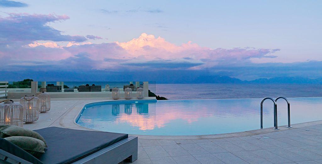 Le summum du luxe s'offre à vous... - Camvillia Resort & Spa 5* Vounaria