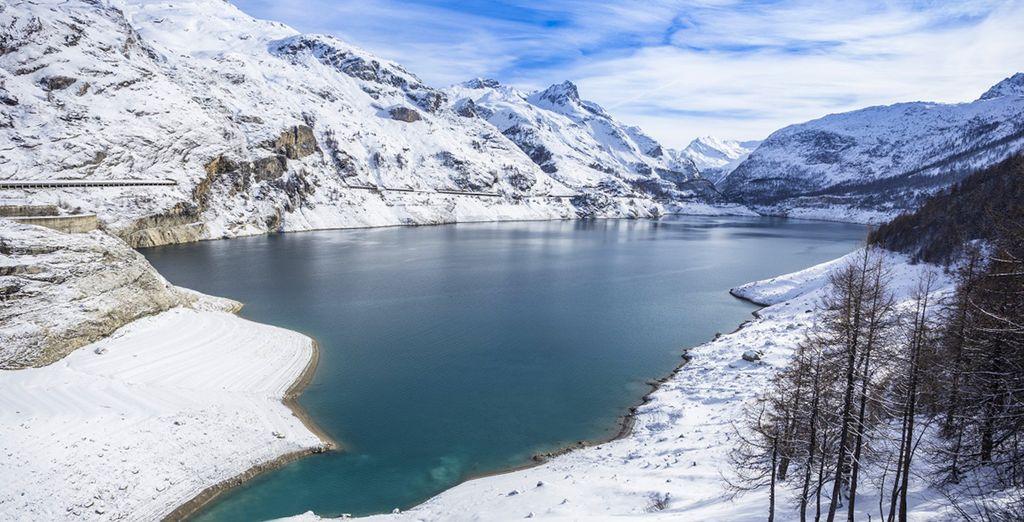 et admirez les beautés de la montagne.
