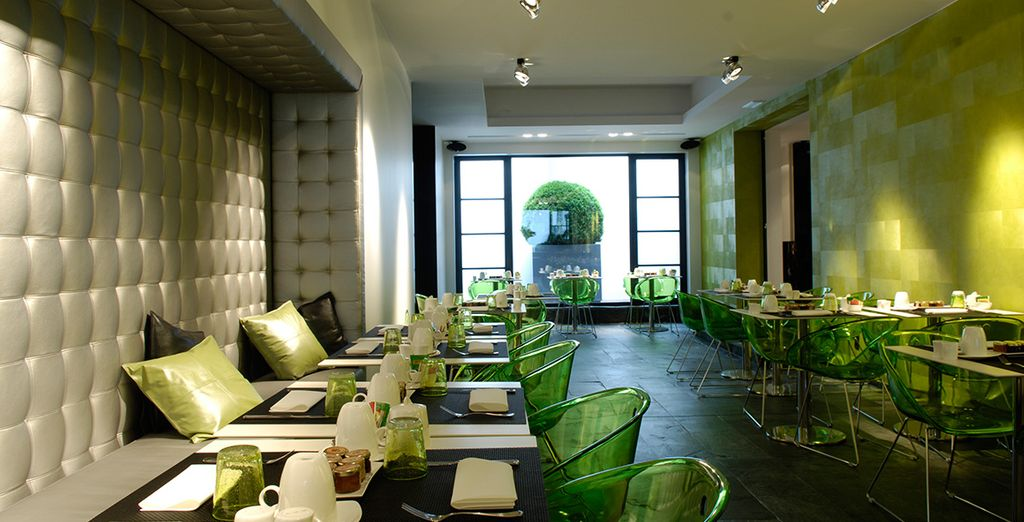 Savourez la cuisine tendance et innovante du Be Lella restaurant