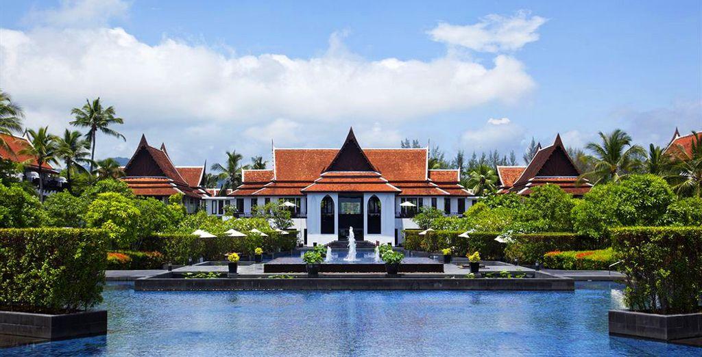 Un véritable endroit paradisiaque... - JW Marriott Khao Lak Resort & Spa 5* et séjour possible à Dubai Khao Lak
