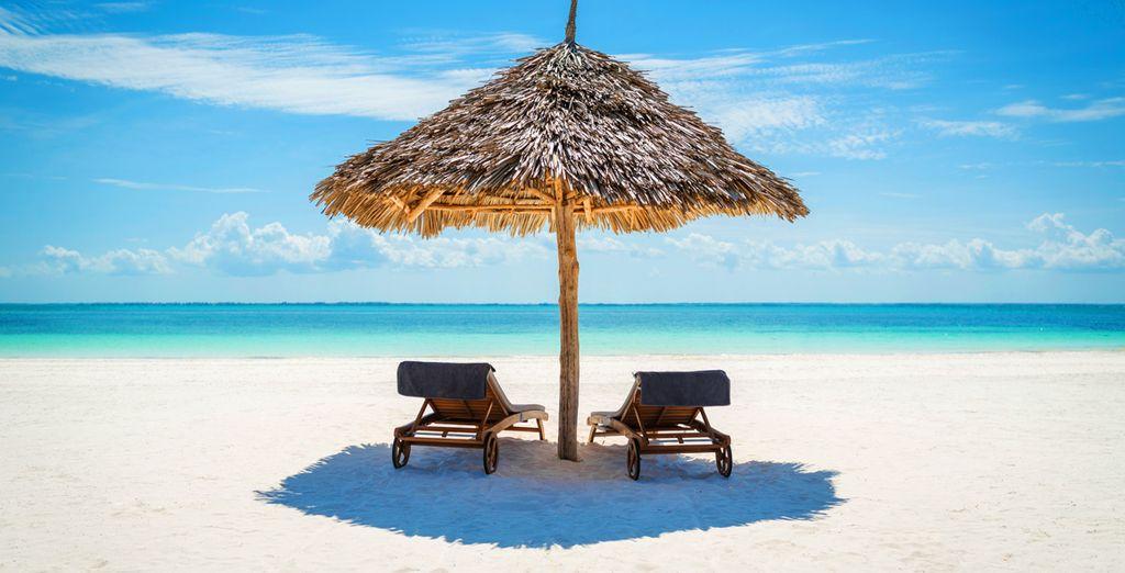Bon séjour sur l'île de Zanzibar