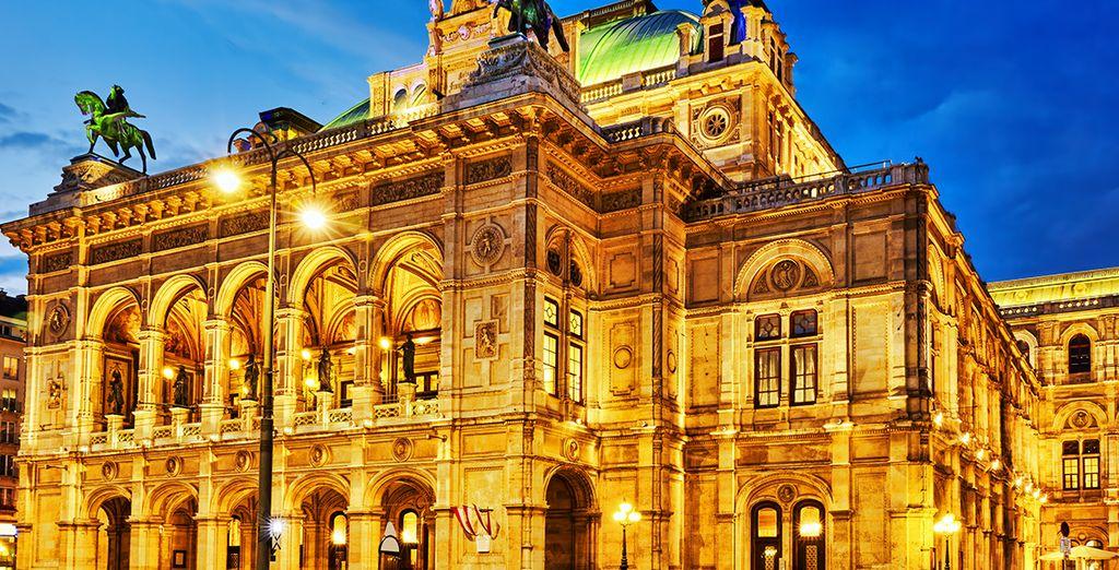 Ne manquez pas d'assister à un concert au Burgtheater