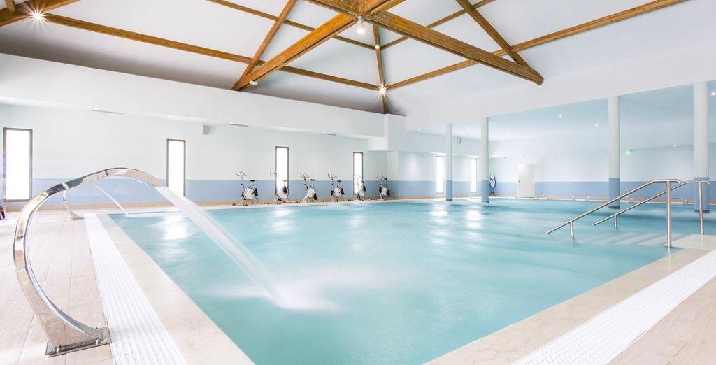 Bienvenue à l'hôtel Vichy Thermalia Spa Juvignac 4*