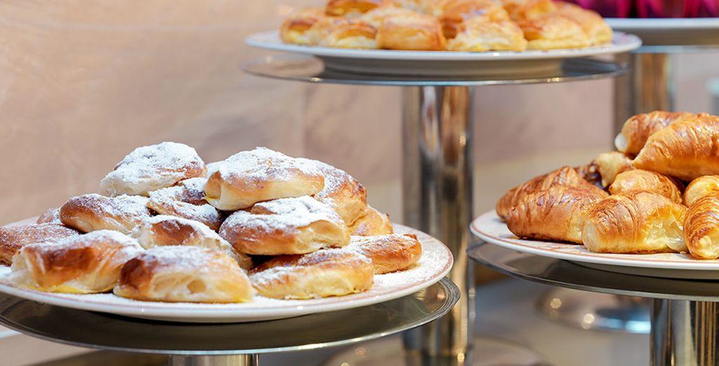Prenez des forces autour d'un savoureux petit-déjeuner