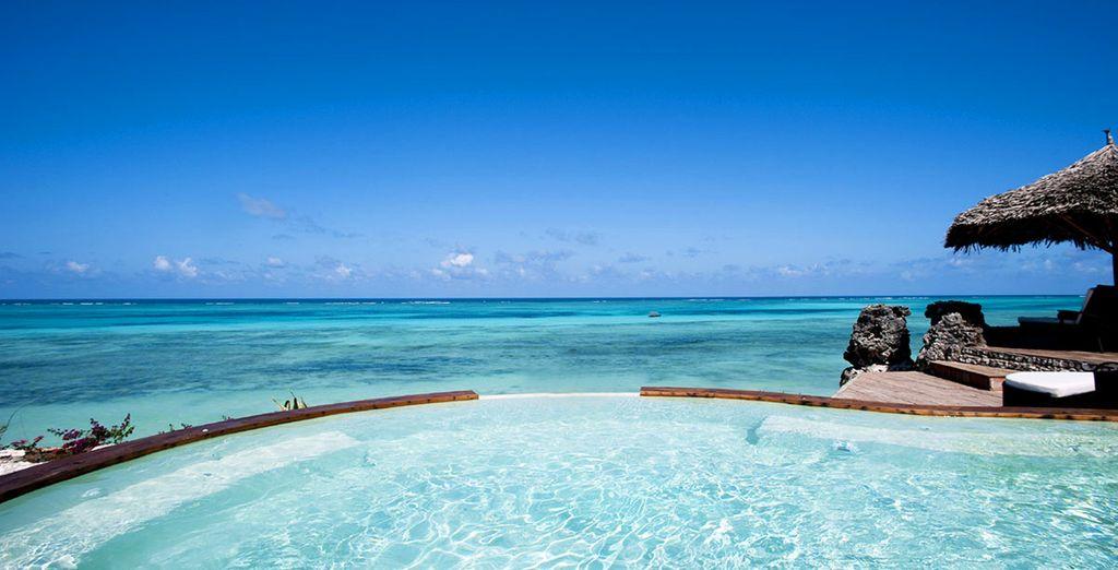 Zanzibar, un air de paradis sur terre... - Karafuu Beach Resort & Spa 5* avec extension safari Zanzibar