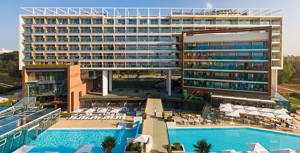 L'Almar Jesolo Resort & Spa vous ouvre ses portes