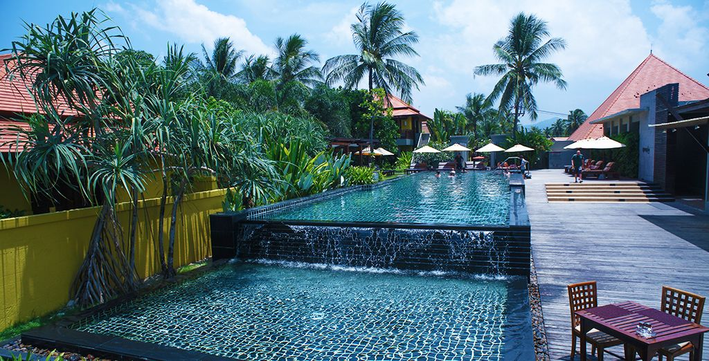 Bienvenue au Chong Fah Resort 4*