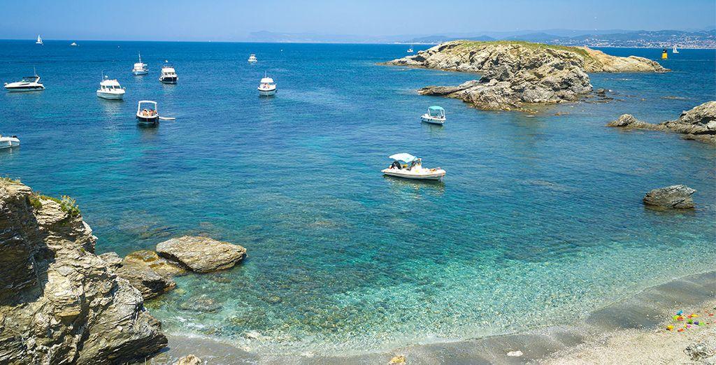 Profitez de votre séjour pour découvrir l'île des Embiez !