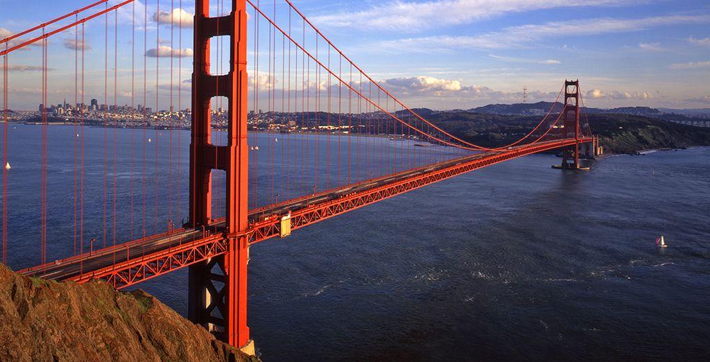 Votre voyage à la conquête de l'Ouest ne serait pas complet sans un détour par San Francisco