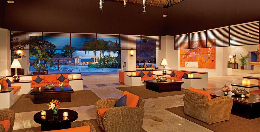 Un resort chic et élégant pour des vacances inoubliables