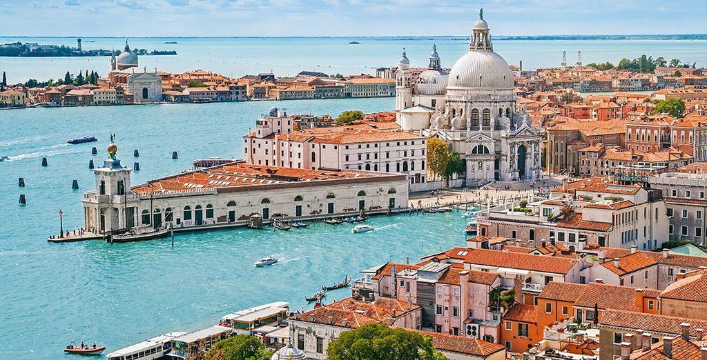 Envie d'offrir à votre moitié une escapade romantique ? Direction Venise ! - Hôtel Ai Due Principi 4* Venise