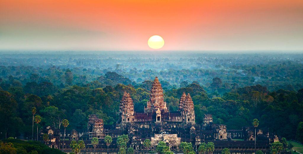 Evadez-vous au Cambodge !