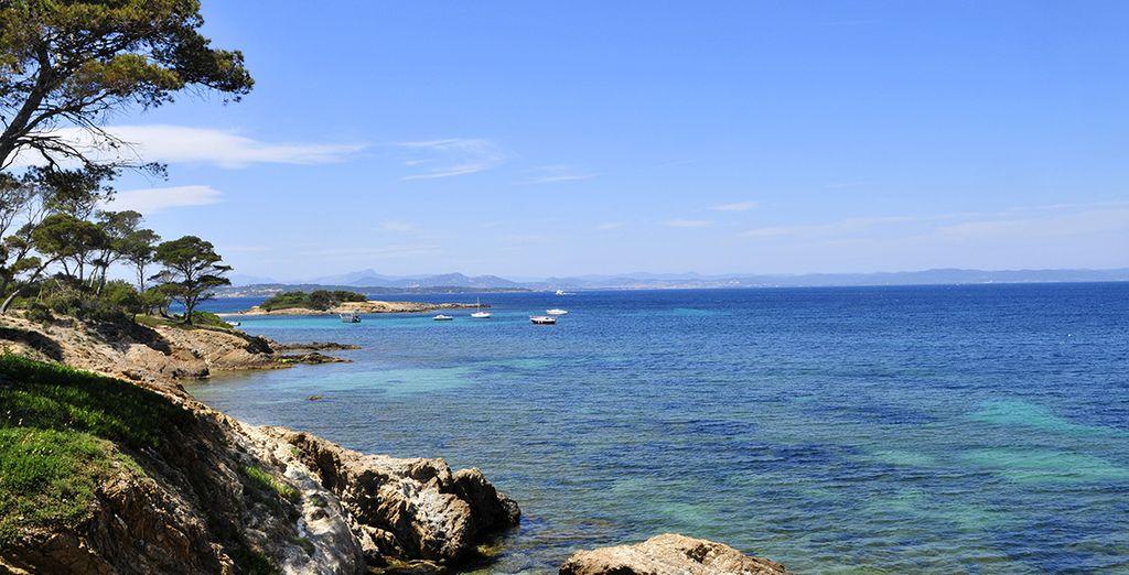 Envie d'un séjour au calme sur la côte varoise ?