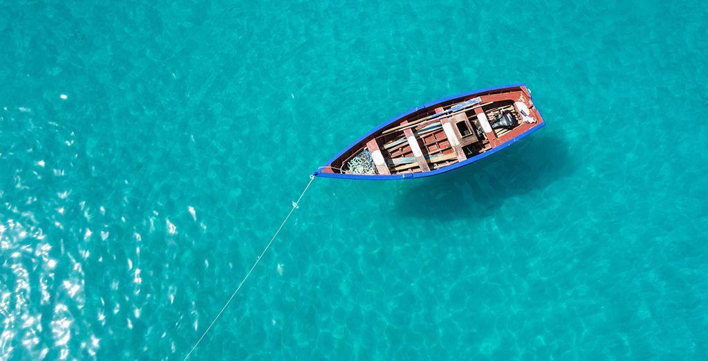 Vous allez passer un excellent séjour sur la somptueuse île de Sal au Cap Vert