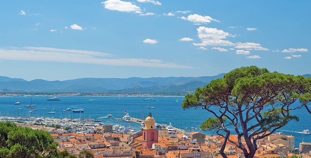 A quelques kilomètres de Saint-Tropez... - Hôtel La Ferme d'Augustin 4* Ramatuelle