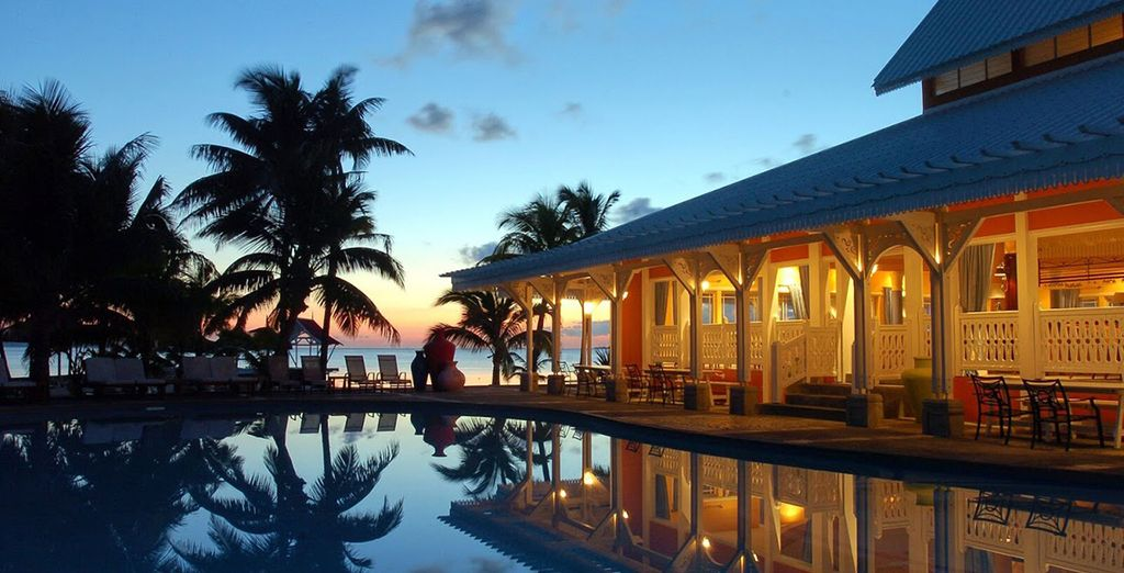 Rendez-vous au Preskil Beach Resort
