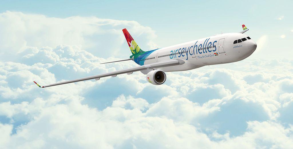 Envolez-vous pour un voyage d'exception avec Air Seychelles