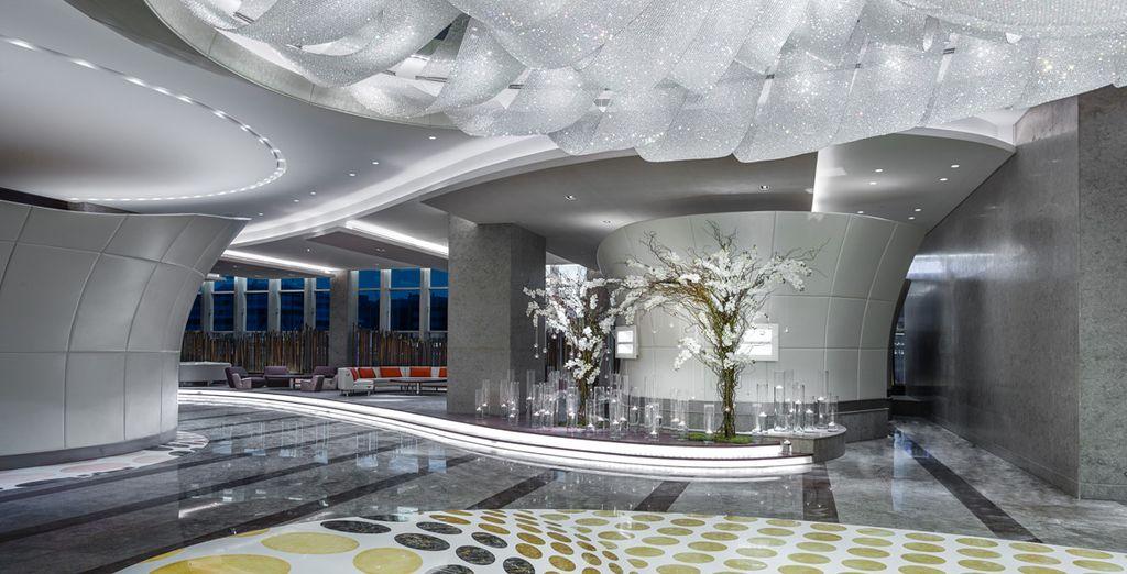 Un hôtel design, entre art de vivre à la française et culture locale