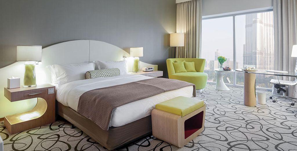 Découvrez le majestueux hôtel Sofitel Dubai Downtown