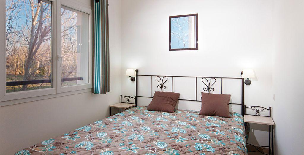 Des chambres tout confort