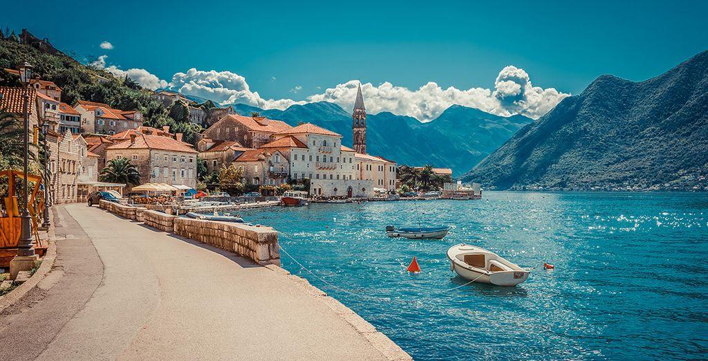 Offrez-vous un séjour sous le soleil Adriatique...