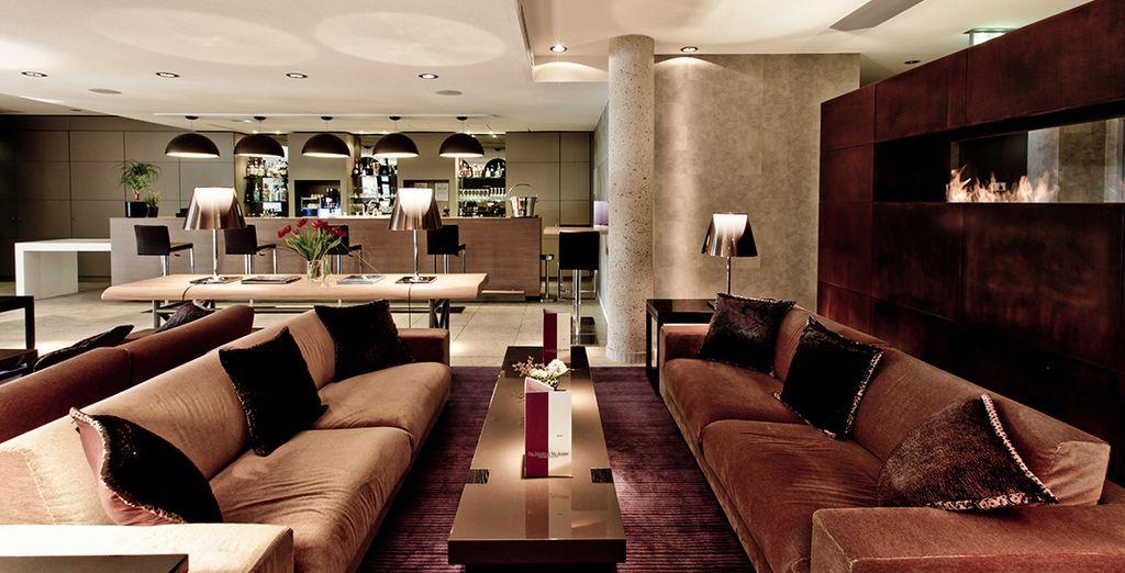 De l'élégant Spa Marin du Val André Thalasso Resort 4*