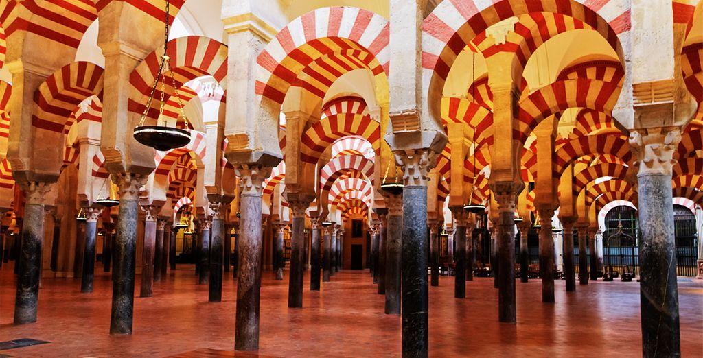 ... et à son immanquable Mezquita
