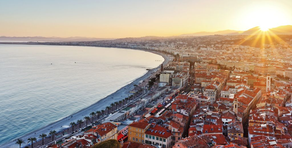 Bon séjour à Nice !