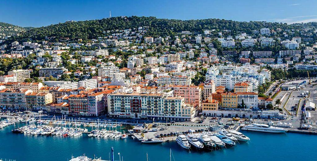 Avant de repartir explorer cette magnifique ville de la Côte-d'Azur