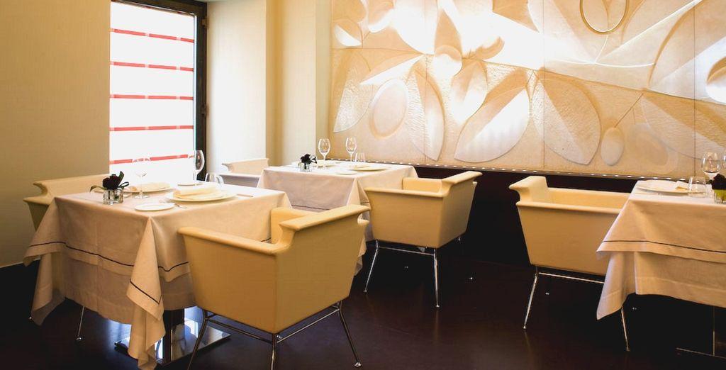 Profitez des spécialités du chef au restaurant Le Quattro Spezierie