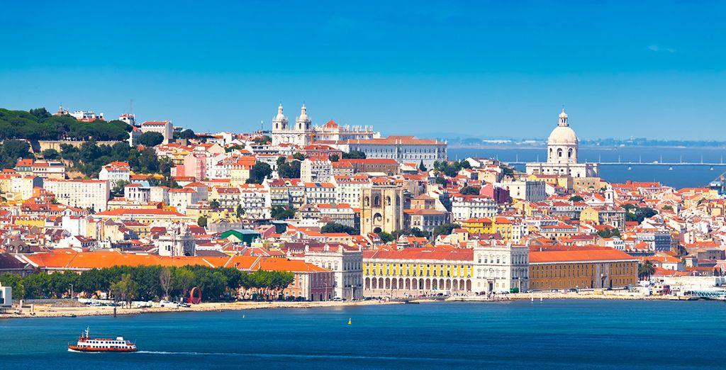 Laissez-vous tenter par les charmes de Lisbonne !