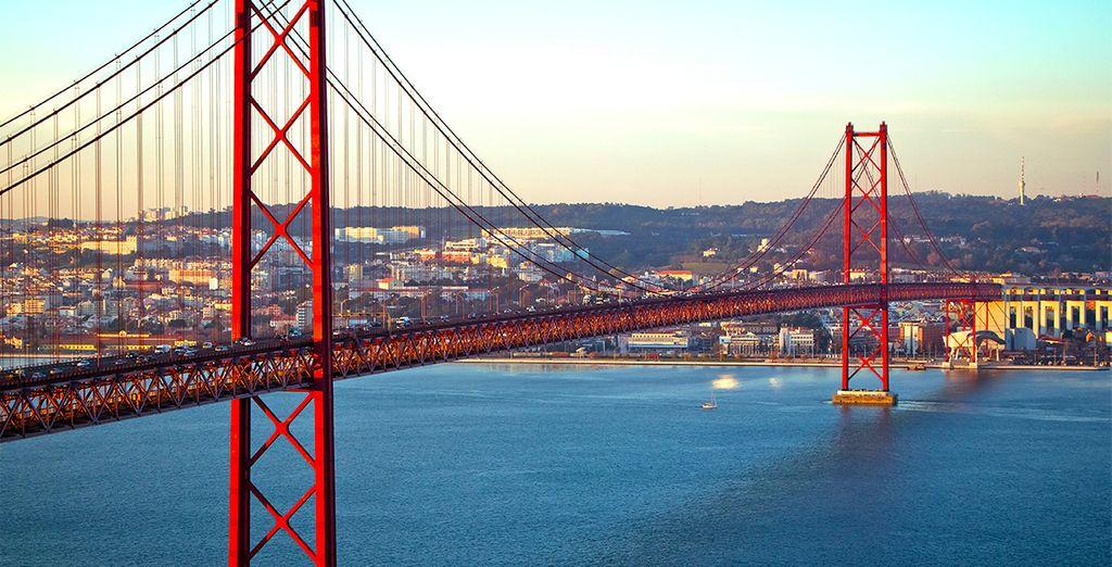 Très bon séjour au Portugal !