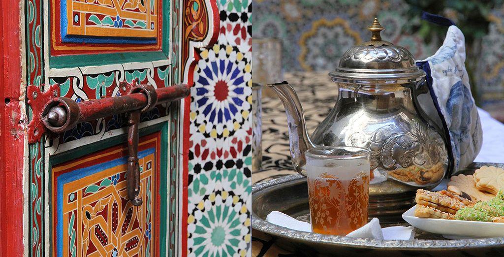 Succombez à la magie d'un séjour à Marrakech