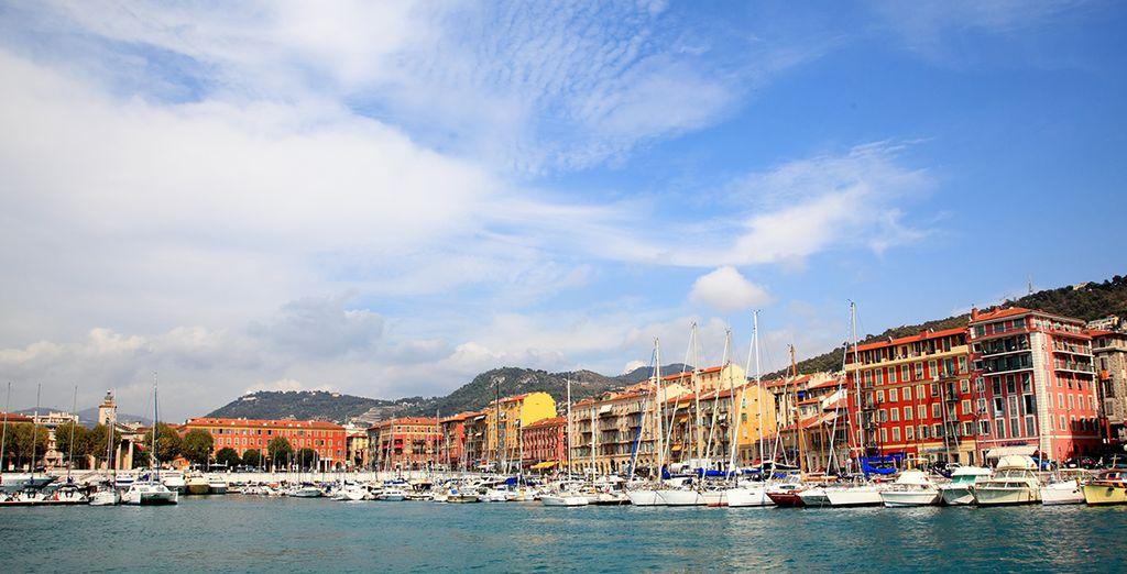 Excellent séjour sur la Côte d'Azur !